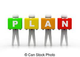 The business plan of company